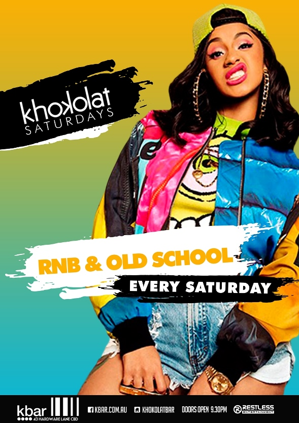 Khokolat Saturday's | RnB Sounds